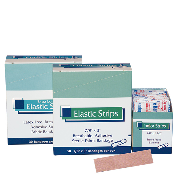 Elastic Strips 50ct #0314