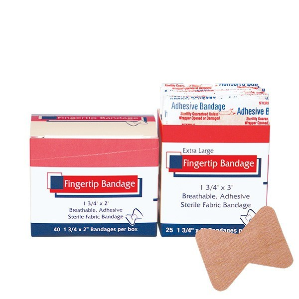 Fingertip Bandages 40ct #0334
