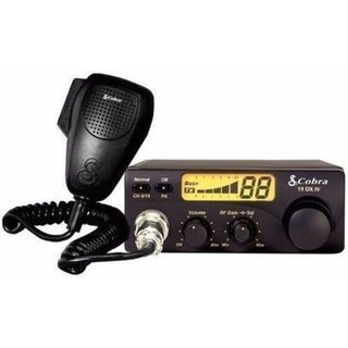 Cobra 40-Channel Mobile Compact Radio