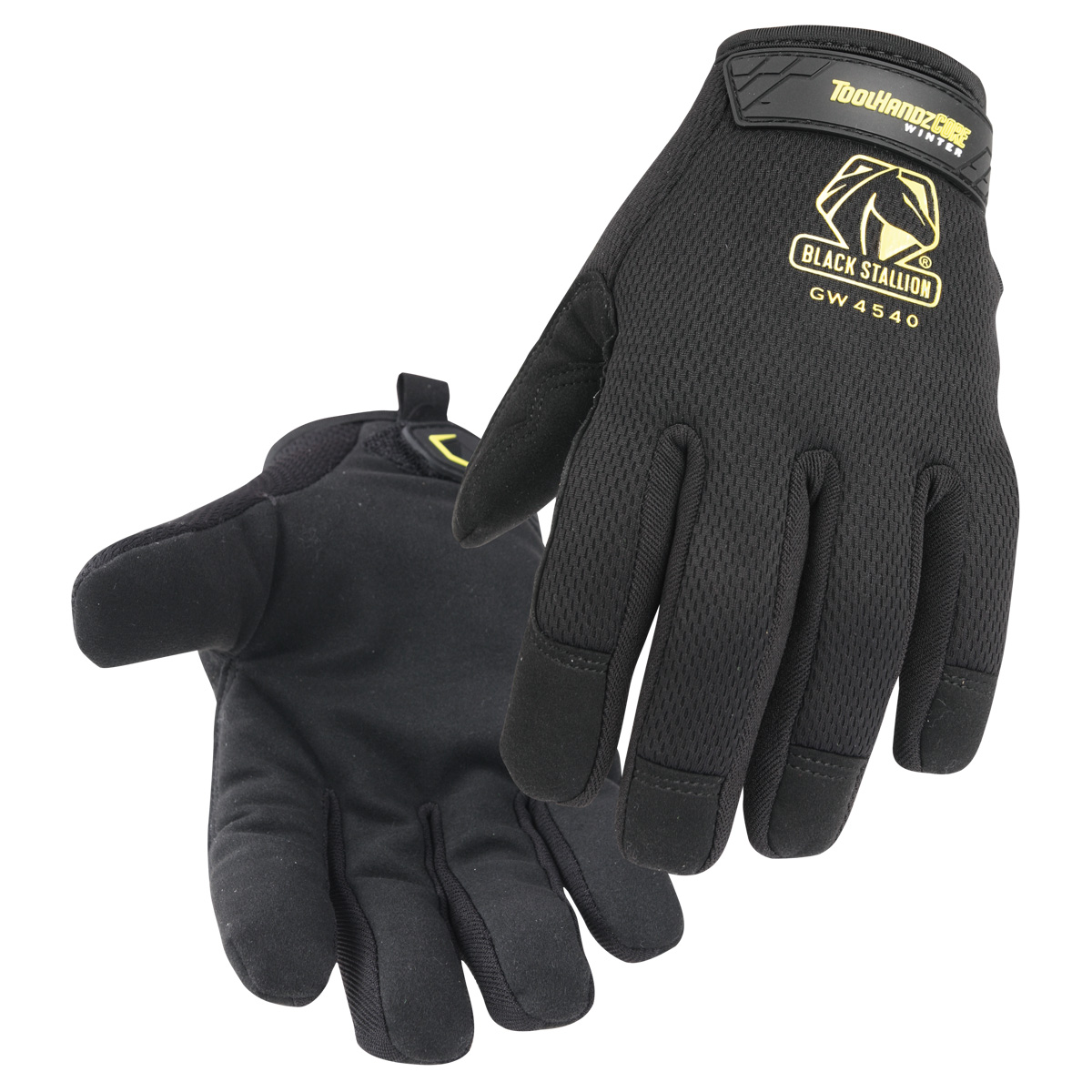 ToolHandz CORE SLP Multiuse Mech. Glove Winter #GW4540-BK