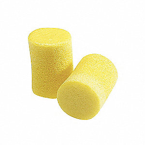 3M Classic Earplugs Uncorded #3MR310-1001