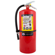 Badger Advantage ABC Dry Chem. Fire Extinguisher w/ Vehicle Bracket