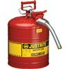 Justrite® Type II Safety Can, 5 gal, 1