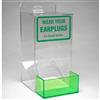 Brady® Earplug Dispenser #45407BY