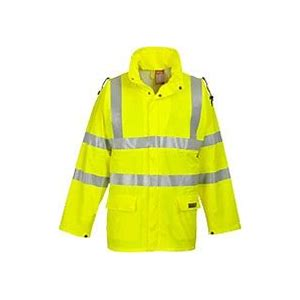 Sealtex Flame Hi-Vis Jacket Yellow #FR41YER