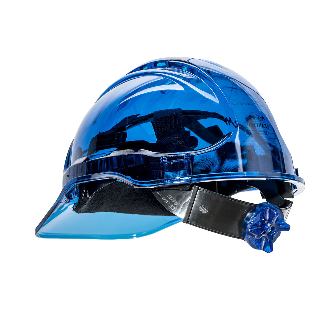 #PV60 - Peak View Ratchet Hard Hat Vented