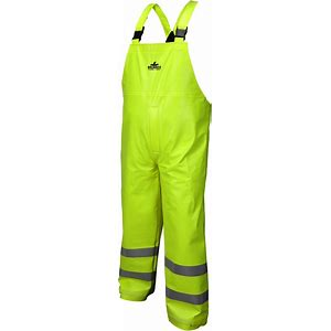 Big Jake 2, Class E PVC/NOMEX FR Bib Pants  #BJ238BP