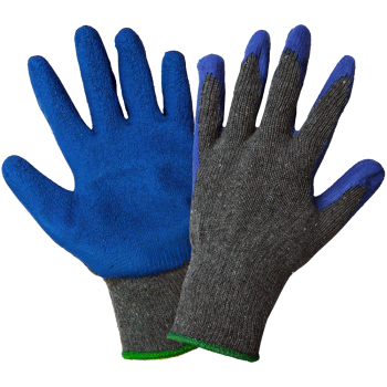 Etched Rubber Gloves #300E