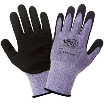 Tsunami Grip Xtreme Foam Technology Coated Gloves #550XFT