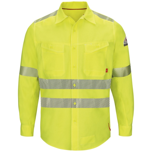 iQ Series® Endurance Hi-Vis Work Shirt CAT 2 #QS40HV