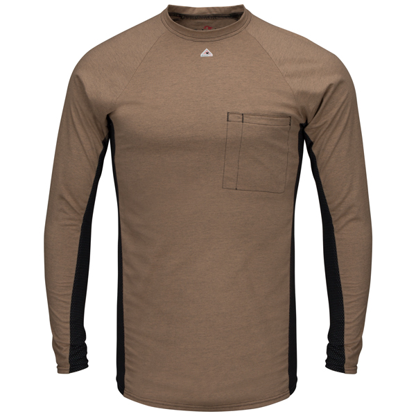Longsleeve FR 2 tone base layer #MPS8KH