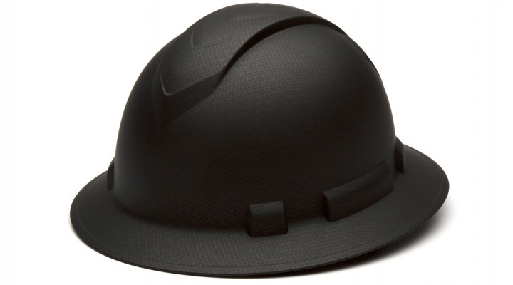Pyramex Graphite Hard Hat #HP54117