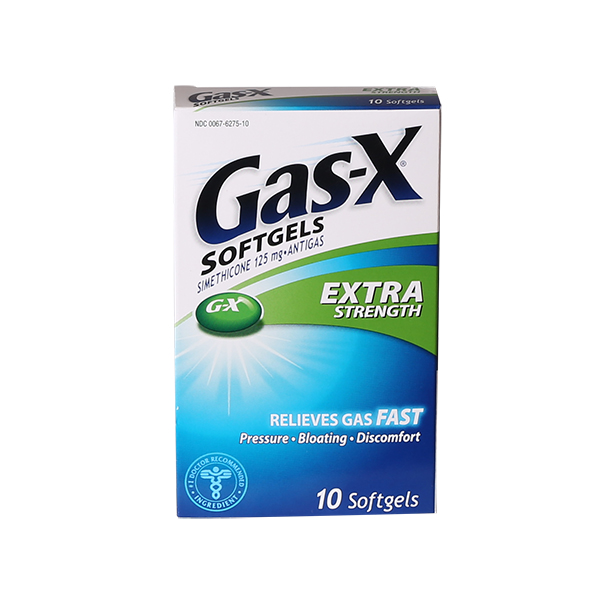 Gas-X Tablets #1320