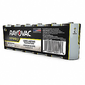 Rayovac UltraPro C Battery #C6