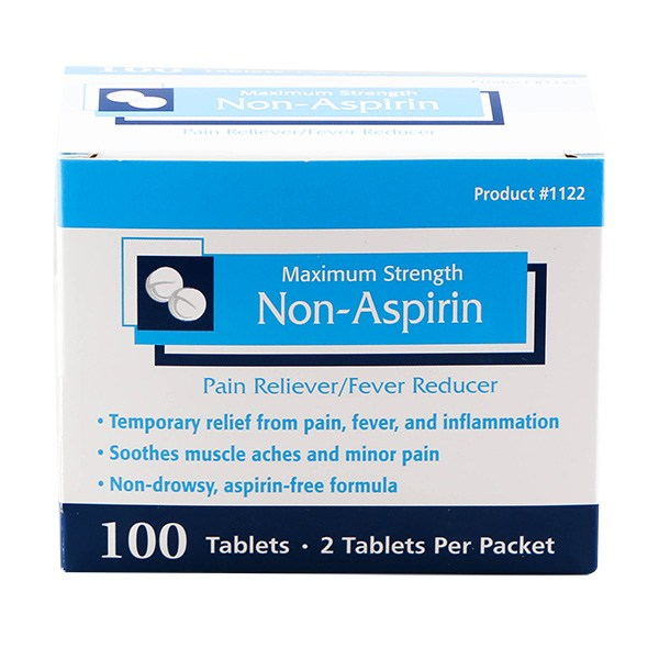Maximum Strength Non-Aspirin