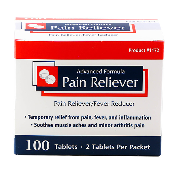 Pain Reliever: Advanced Formula
