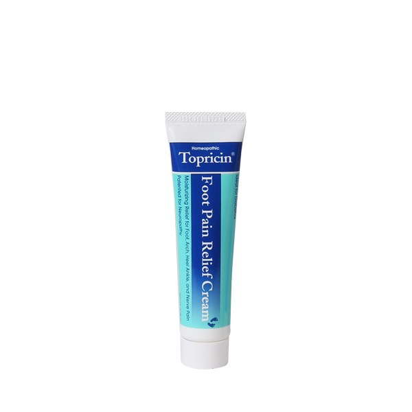 Topricin Foot Pain Relief Cream