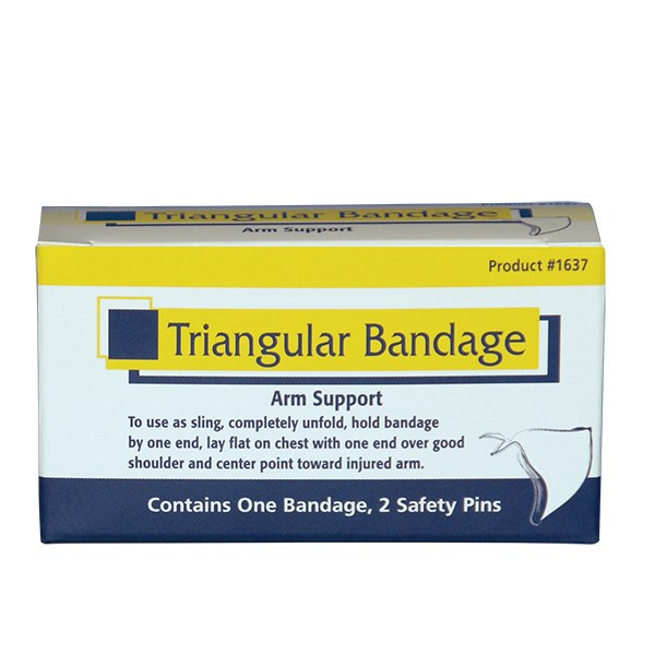 Triangular Bandage #1640