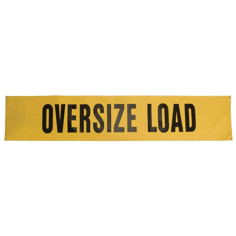 Oversize Load 12x60 #8755M
