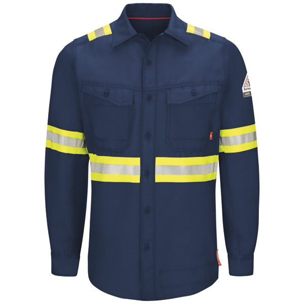 iQ SERIES® ENDURANCE WORK SHIRT CAT2 #QS40NE
