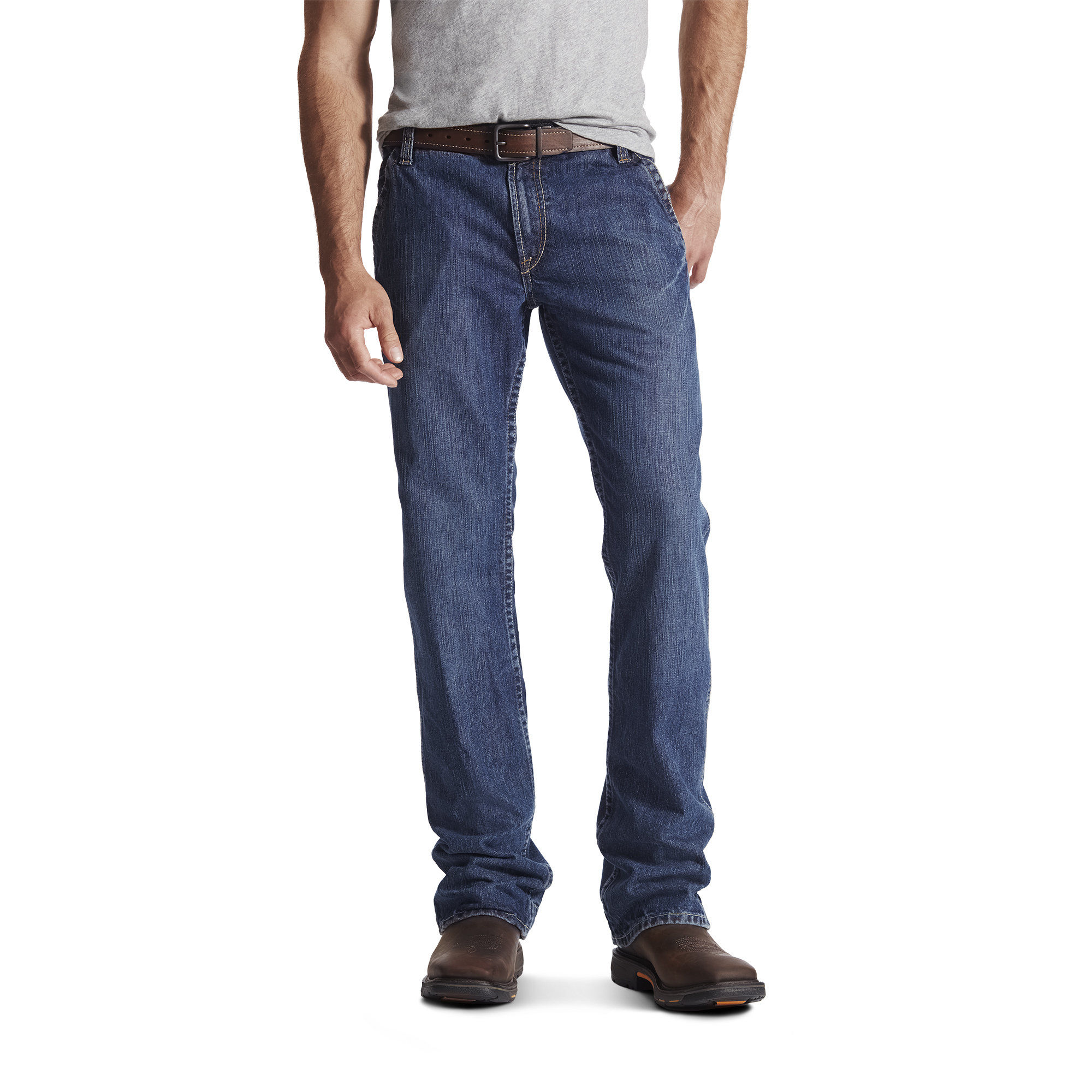 Ariat M4 Low Rise Workhorse Bootcut Jean #10017262