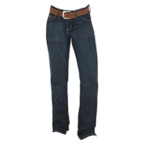 Wrangler FR Flame Resistant Women's Boot Cut Jeans #FRW10RN