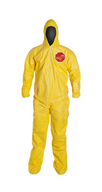 Dupont Tychem Suits #QC122SY