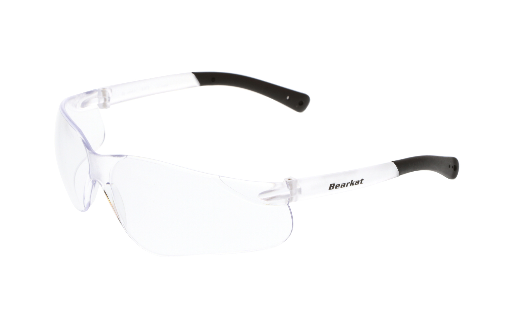 Safety Glasses with Clear Lens  #BK110