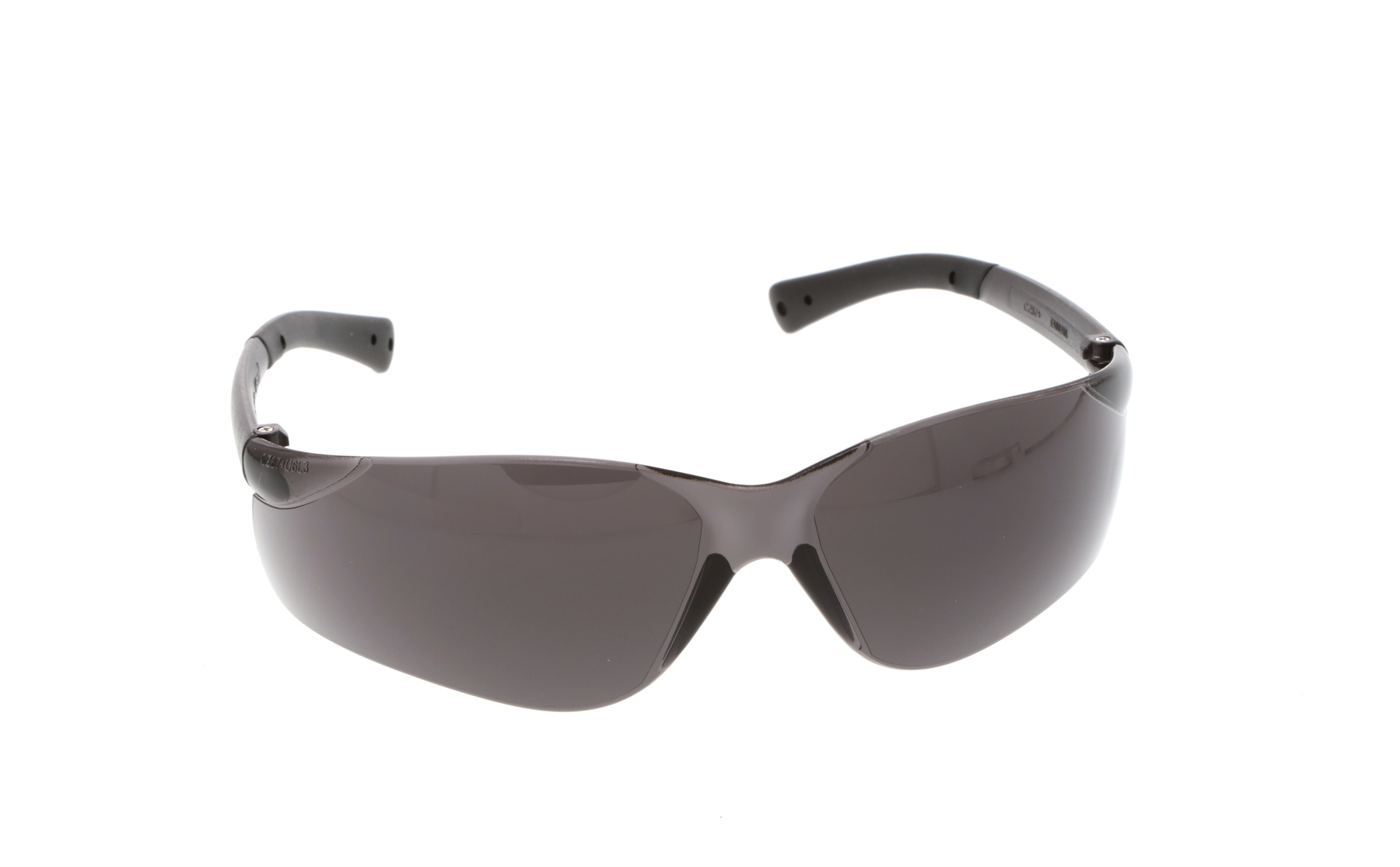 Safety Glasses with Gray Lens #BK112