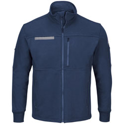 Bulwark® FR Zip Front Fleece Jacket  #SEZ2NV