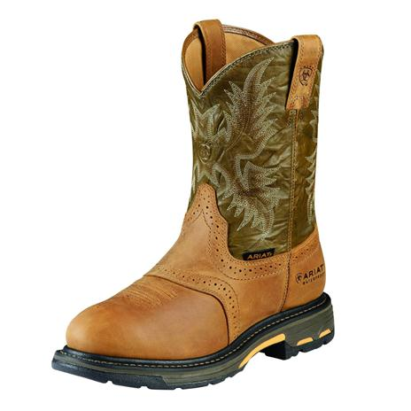 Ariat WorkHog Pull On H20 Boots #1008635