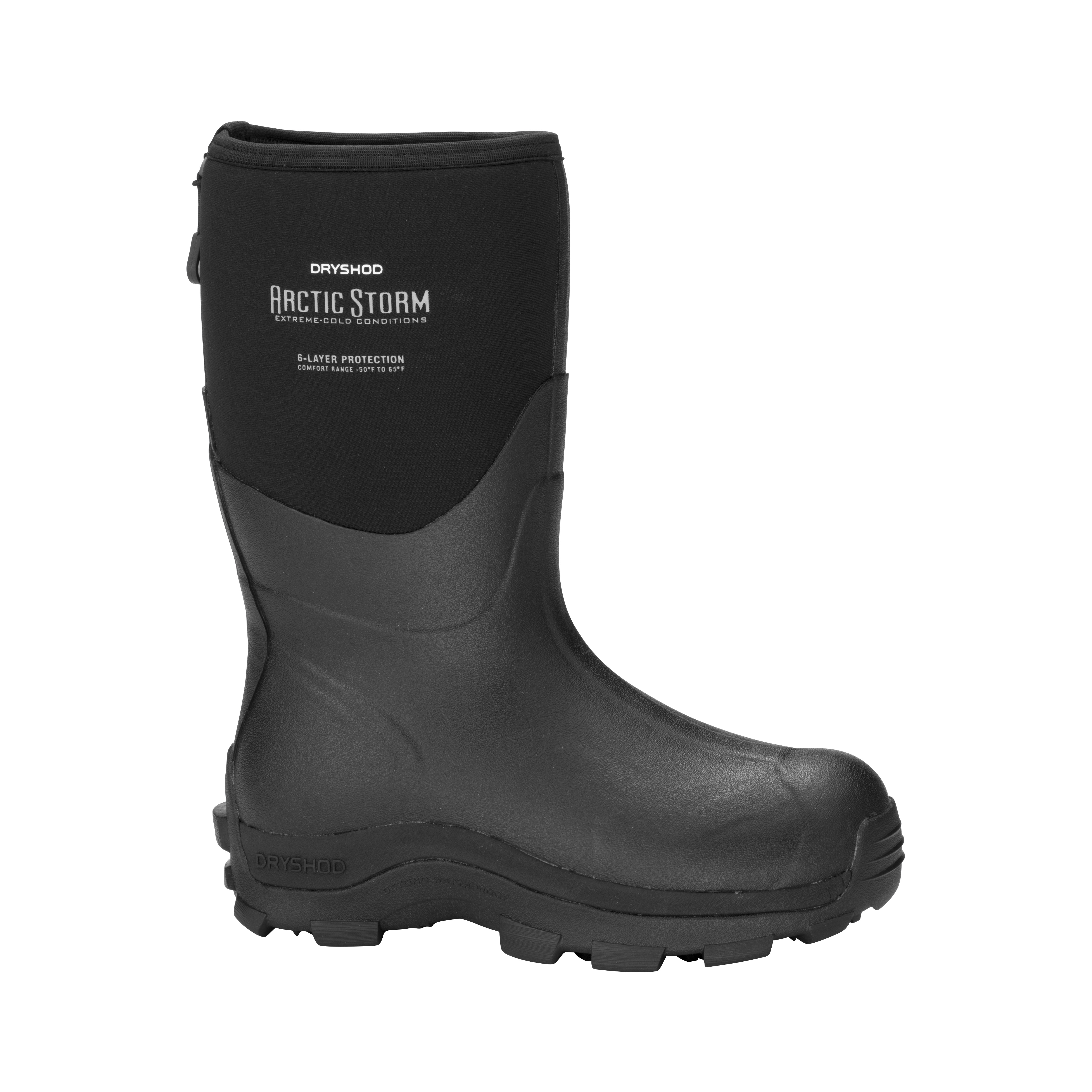 Arctic Storm Men's Winter Boot #ARS-MM-BK