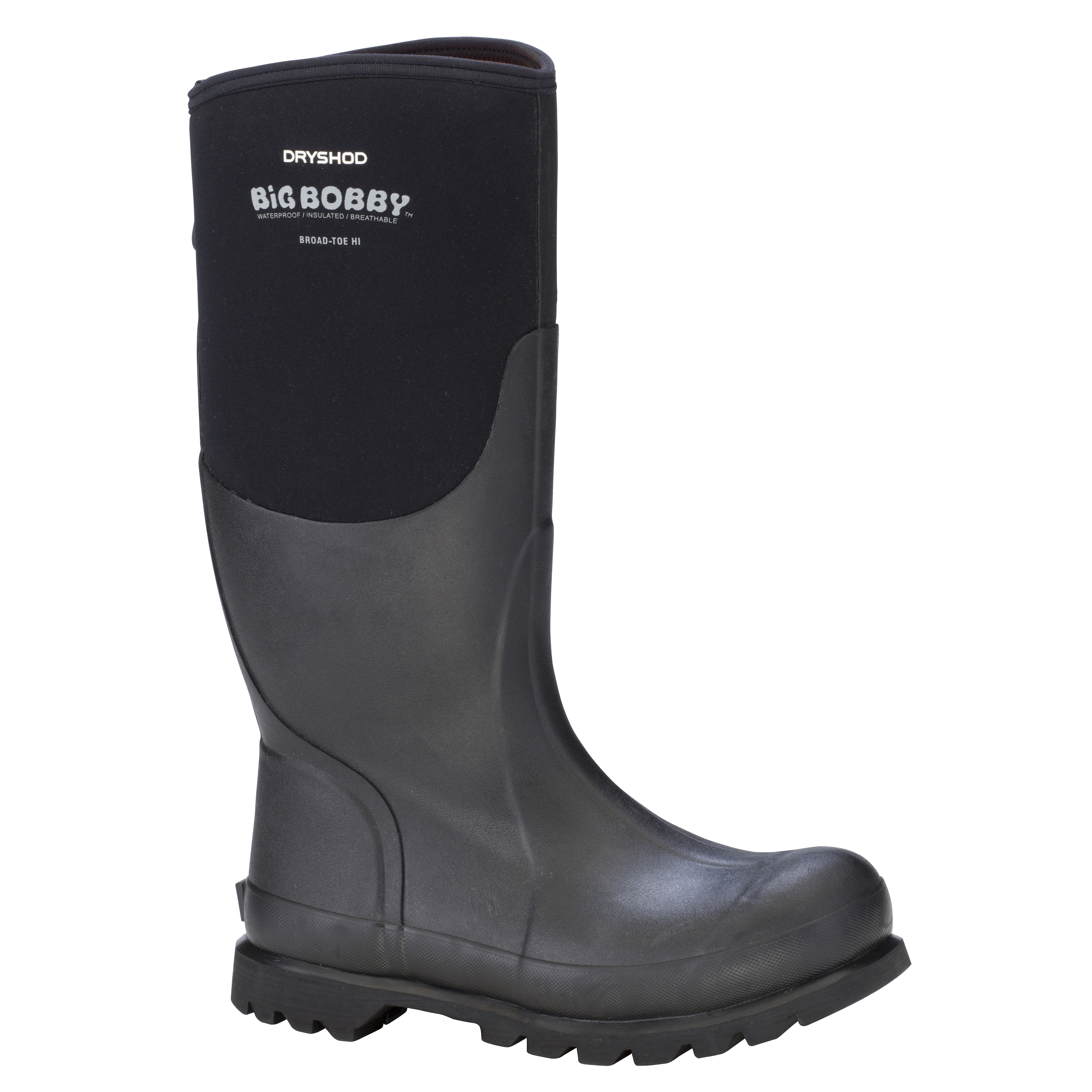 Big Bobby Work Boots #BBB-MH-BK