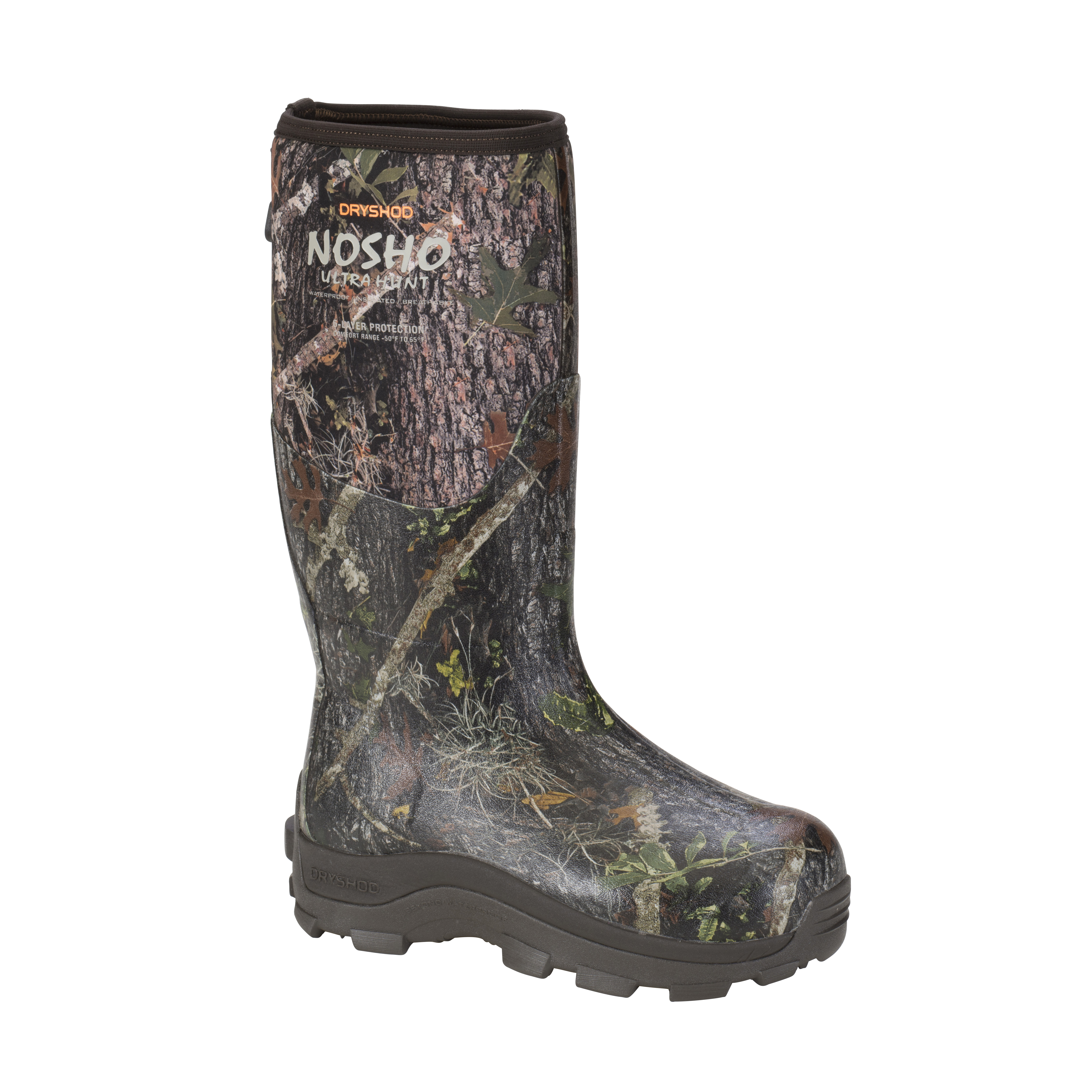 NOSHO Ultra Hunt Men's Cold-Conditions Hunting Boot #MBM-MH-CM