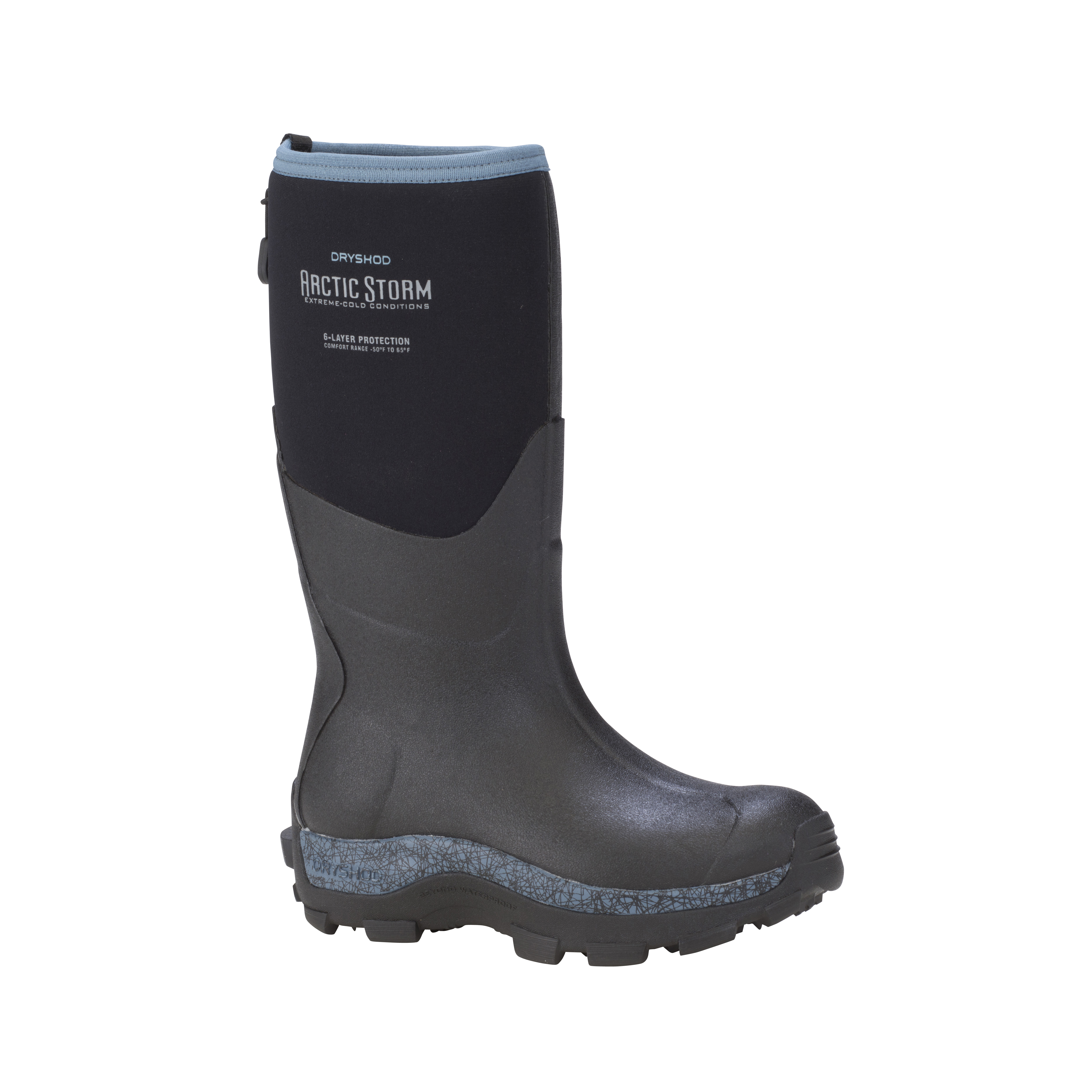 Arctic Storm Women's Winter Boot #ARS-WH-BL