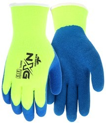 Insulated Rubber Palm Gloves #9690Y