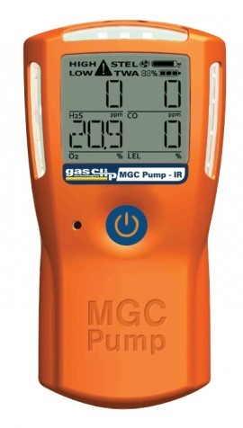 Multi Gas Clip Pump Infrared #MGC-IR-PUMP