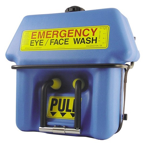 Speakman Eye Wash Station #2142
