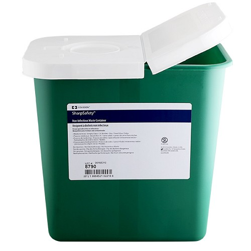 Sharps Container 2-Gal Non-Bio-Hazard #2820