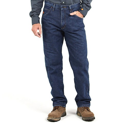 Wrangler RIGGS Workwear FR Flame Resistant Relaxed-Fit Jean #FR3W050